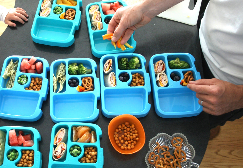 Take the Stress Out of Packing School Lunches