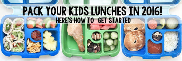 How To Pack the Best Kids Lunches in 2016