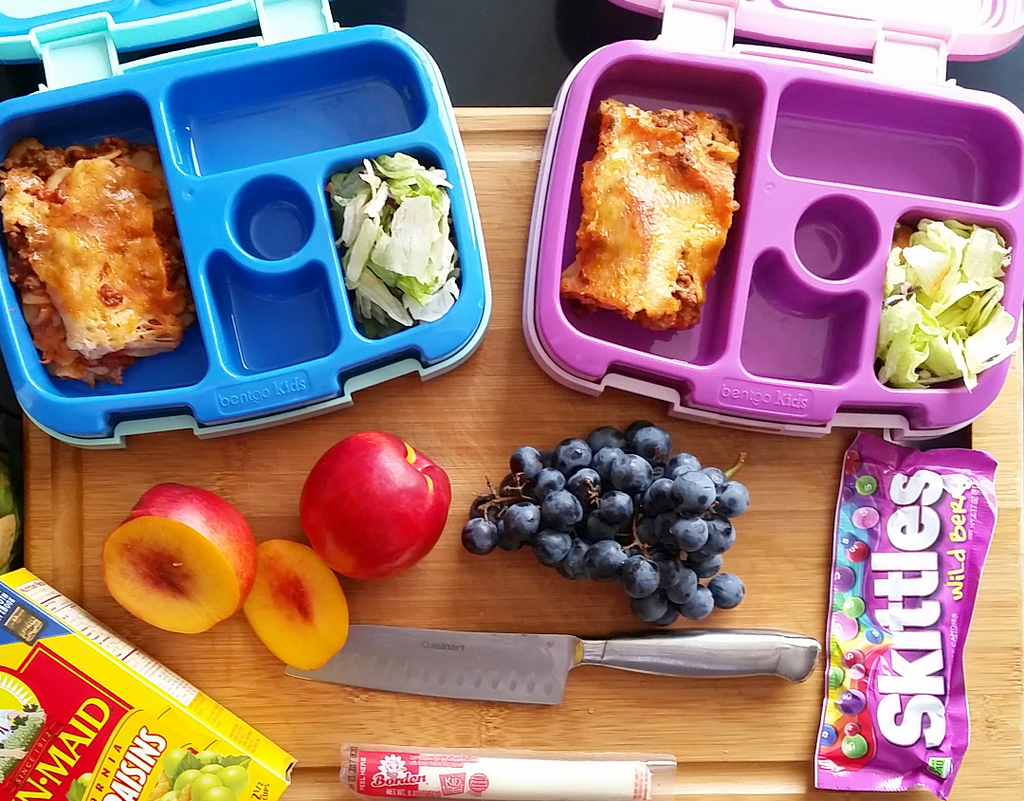 3 Lunch-Packing Tips for Multiple Children