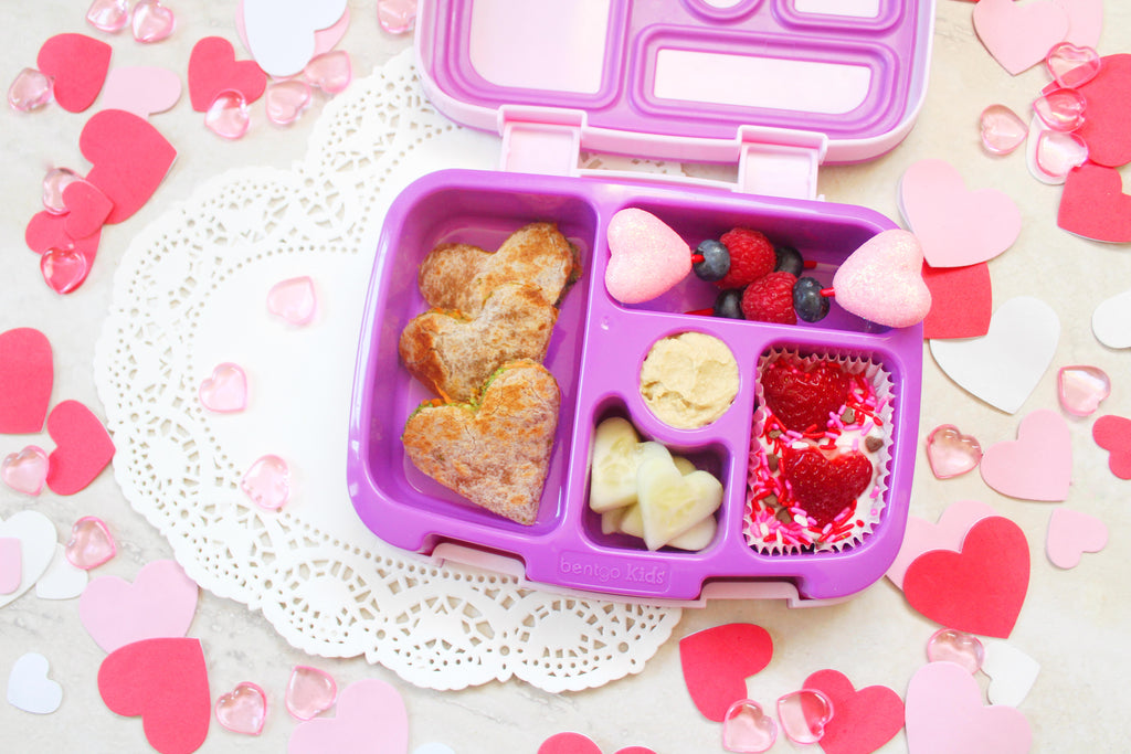 How to Fill Your Lunchbox With Love
