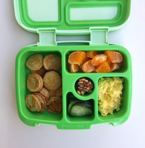 Recipes For A Quick And Healthy Kids Lunch Bentgo