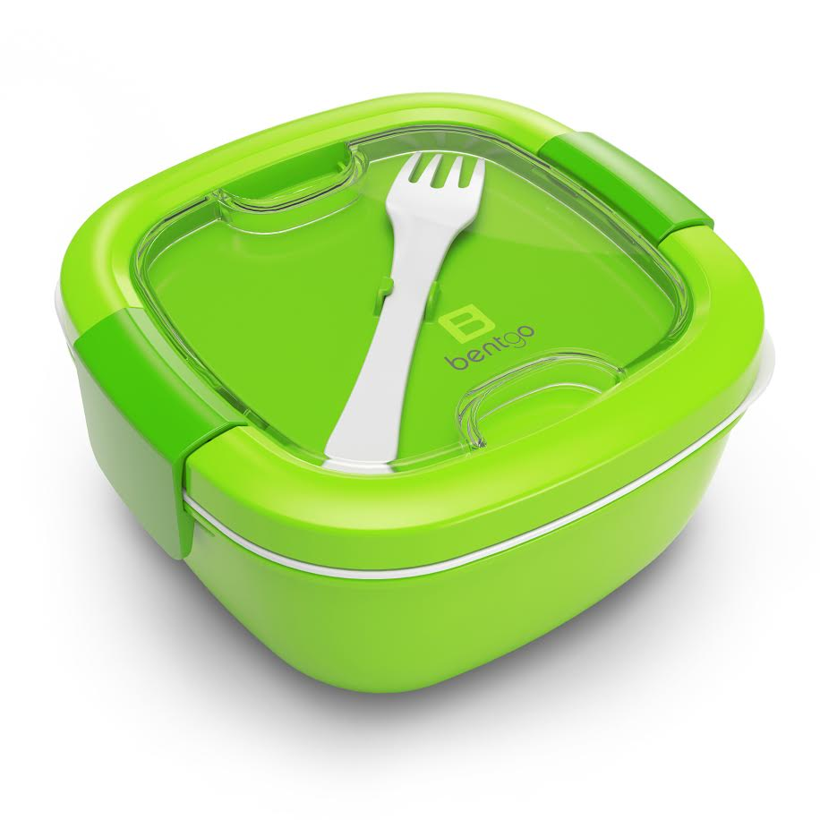 Bentgo Salad All-in-One Stackable Salad Carrier