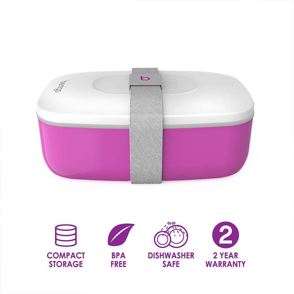 bentgo all in one stackable lunch box solution. Black Bedroom Furniture Sets. Home Design Ideas