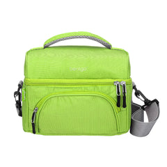 Deluxe Bentgo Lunch Bag – Insulated 2-Compartment Lunch Tote
