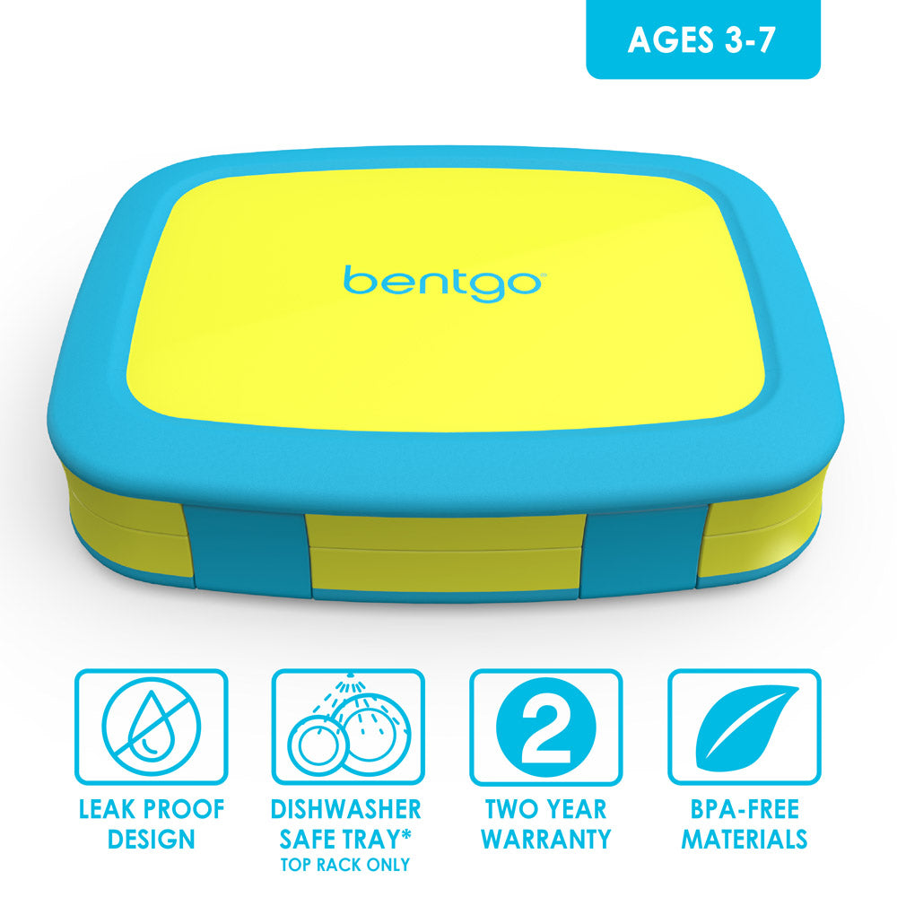 Bentgo Kids Brights Lunch Box