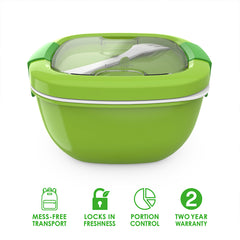 Bentgo Salad On-The-Go Salad Container