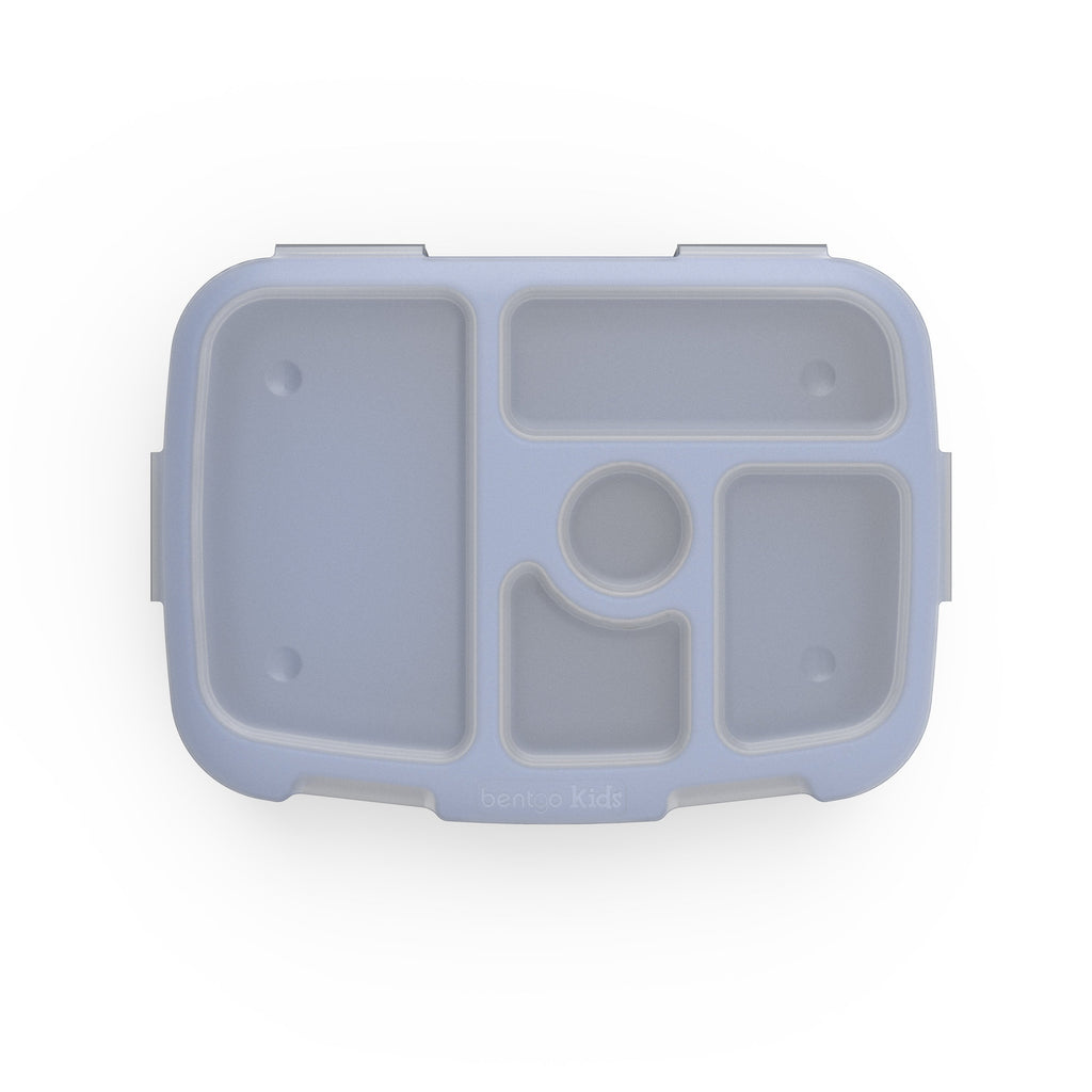 Bentgo Kids Prints Lunch Box Tray with Transparent Cover