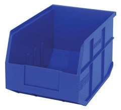 Stacking shelf bins