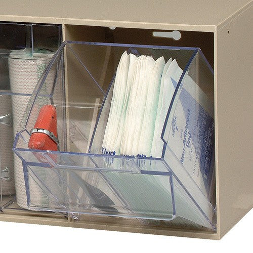 TIP-OUT BIN QTB SERIES DIVIDER