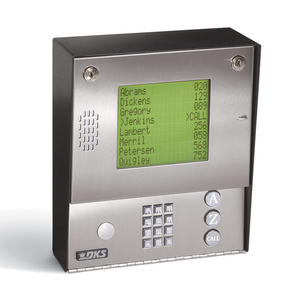 DoorKing 1837-080 Telephone Entry Access Control System