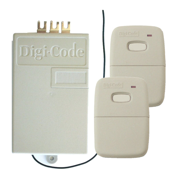 DigiCode DC2002 300 Mhz Double Transmitter Conversion Kit