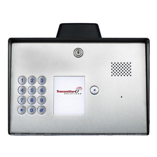 Transmitter Solutions EIS-ENTRY 1 GSM Door Entry Unit