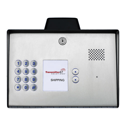 Transmitter Solutions EIS-ENTRY 2 GSM Door Entry Unit