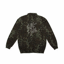 Load image into Gallery viewer, SOL-SOL - Classic Workmans Jacket - Leopard Green