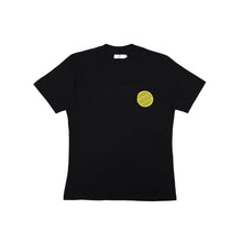 Load image into Gallery viewer, SOL-SOL - Optical Tee - Black/Yellow