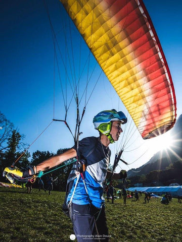 Sky Diver Conversion Courses - Tribal Flight Paragliding