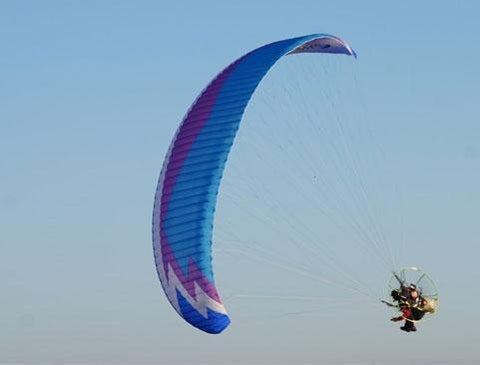 Straight through Paramotoring Course - Tribal Flight Paragliding