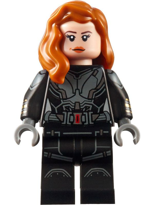 LEGO® Minifigur Marvel Super Heroes Avengers Black Widow sh637 (76153/76166/40418)