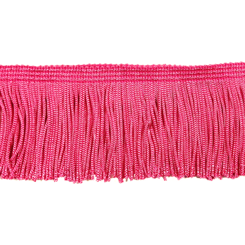 "Light Fuchsia - 2"" Fringe"