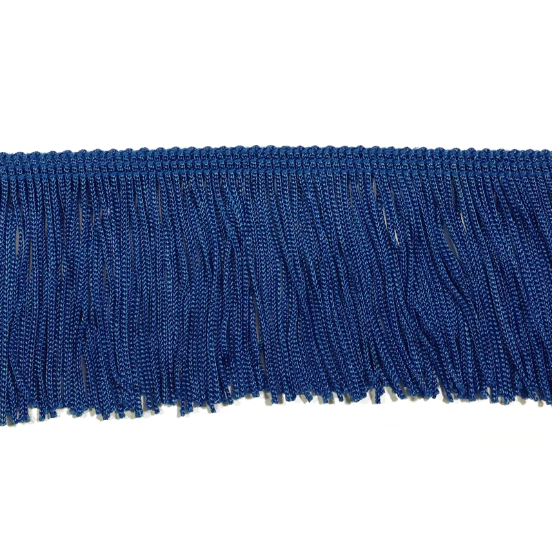 "Royal Blue - 2"" Fringe"