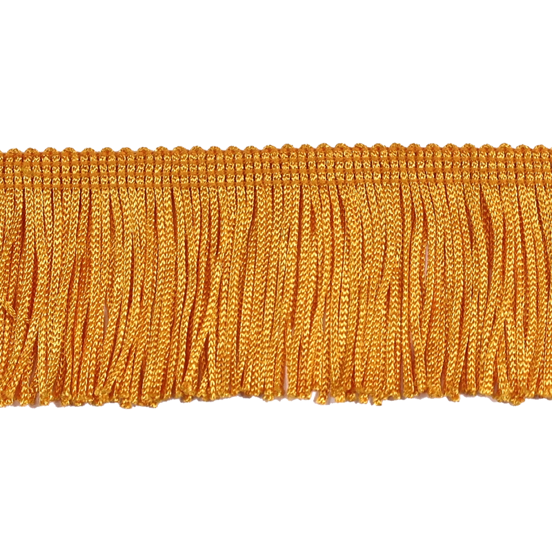 "Yellow Gold - 2"" Fringe"