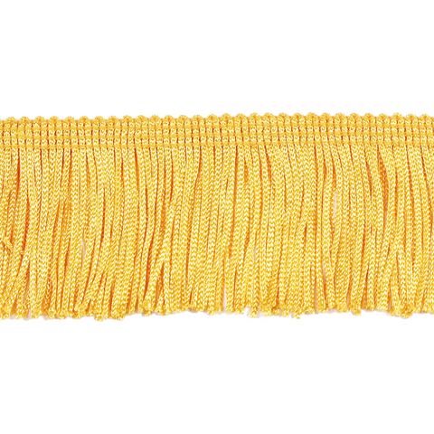 "Lemon Yellow - 2"" Fringe"