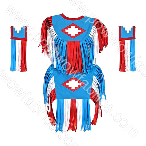 Boys 18/24 Months Grass Dance Outfit