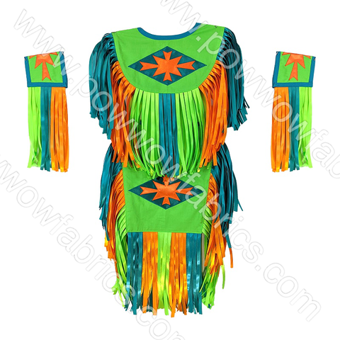 Boys 4-5 Grass Dance Outfit