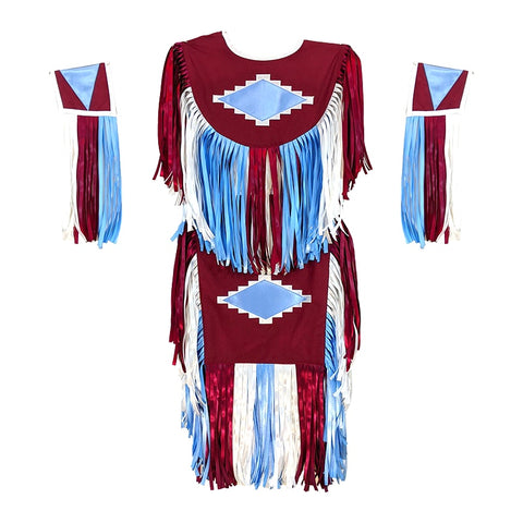 Boys 8-10 Grass Dance Outfit