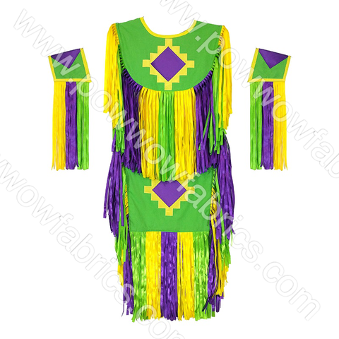 Boys 12-14 Grass Dance Outfit