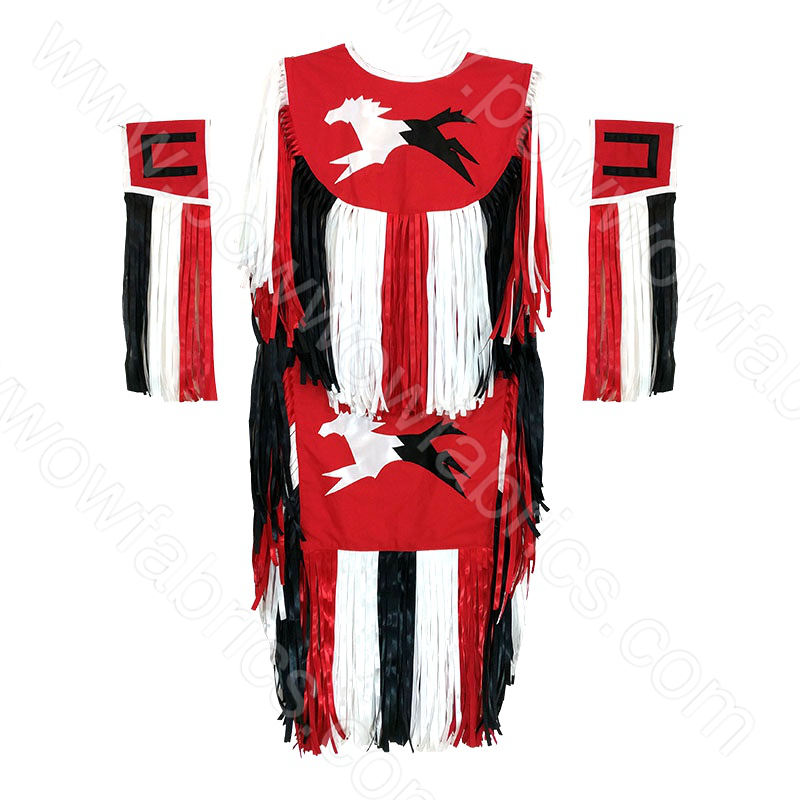 Boys 14-16 Grass Dance Outfit