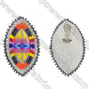 Navette (Cabochon) - Bling Earrings