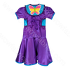 Girls 5-6 Full Cut Fancy Shawl Outfit