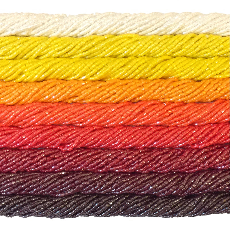 Fire Colors: Opaque Lusters - Bead Packs