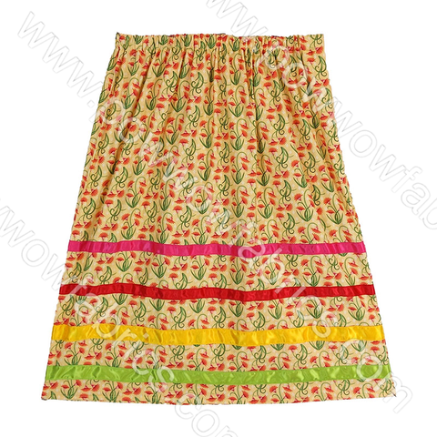 Girls Small Ribbon Skirt