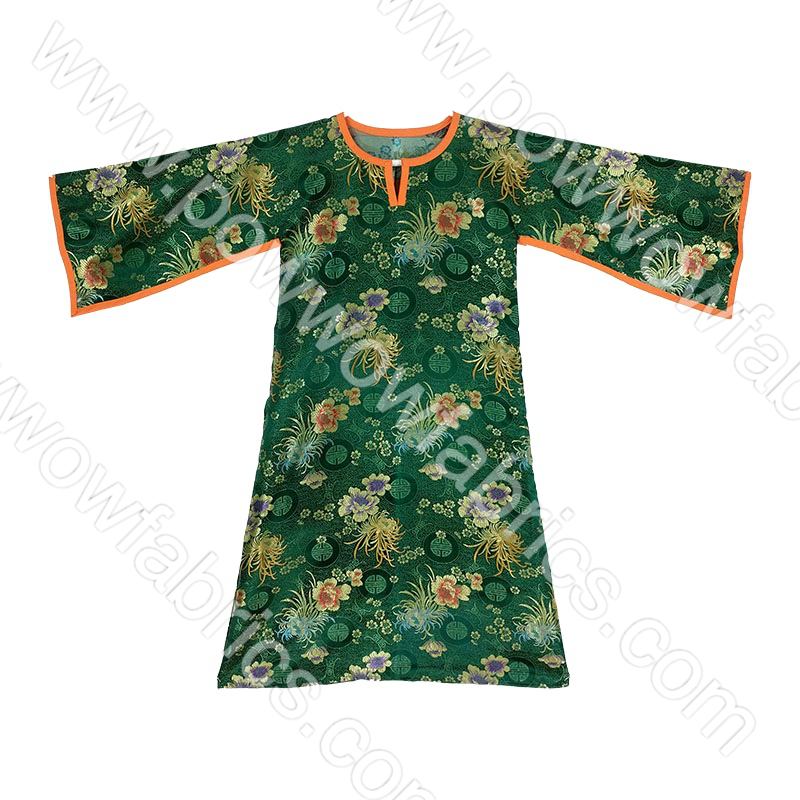 Girls 8-10 Traditional Dress (Slim)