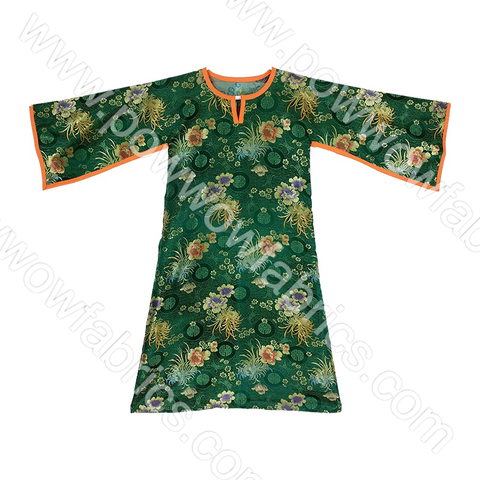 Girls 8-10 Slim Traditional Dress