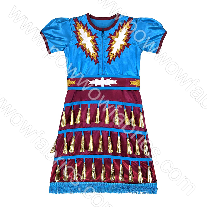 Girls 4-5 Jingle Dress Outfit (Regular Cut)