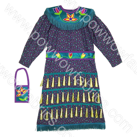 Girls 5-6 Jingle Dress Outfit