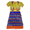 Girls 6-8 Jingle Dress Outfit