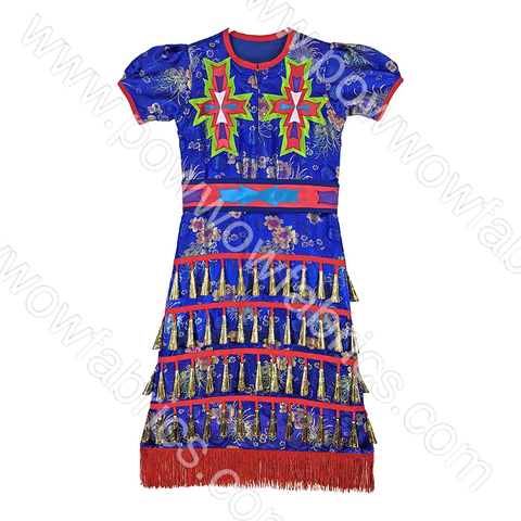 Girls 8-10 Jingle Dress Outfit (Regular Cut)