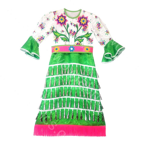 Girls 12-14 Jingle Dress Outfit