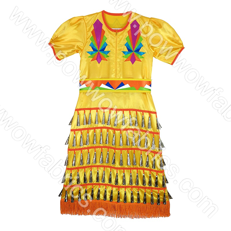 Girls 12-14 Jingle Dress Outfit (Regular Cut)