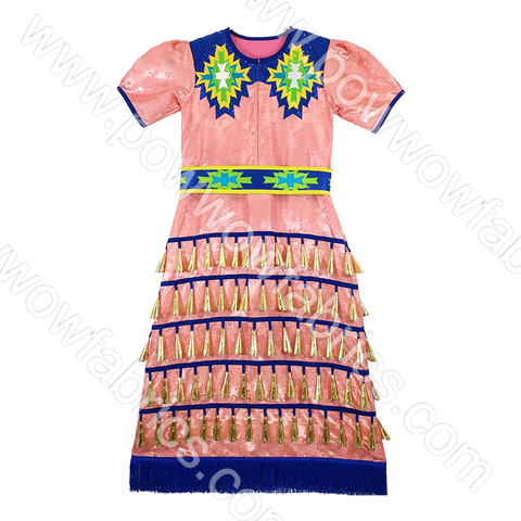 Girls 14-16 Jingle Dress Outfit