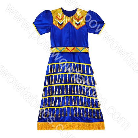 Girls 14-16 Jingle Dress Outfit (Full Cut)