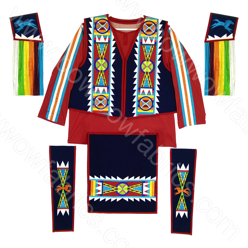 Mens Extra Extra Large Traditional Outfit