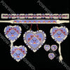 Teen/Adult 9 Piece Beaded Set