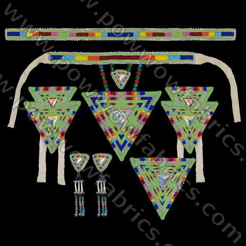 Teen/Adult 8 Piece Beaded Set