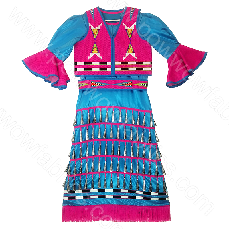 Womens 6-8 Jingle Dress Outfit