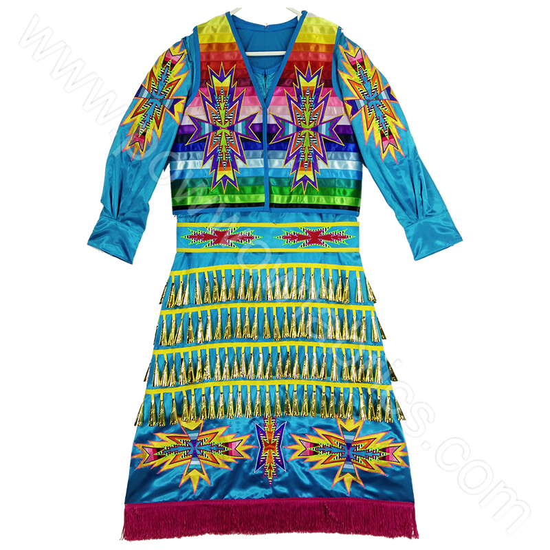 Womens 14-16 Jingle Dress Outfit